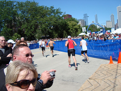 Chicago Triathalon