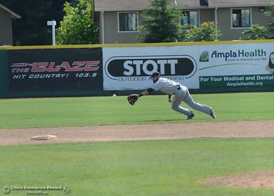 Chico State plays Sonoma State on Saturday, April 23, 2016, in Chico, California. (Dan Reidel -- Enterprise-Record)