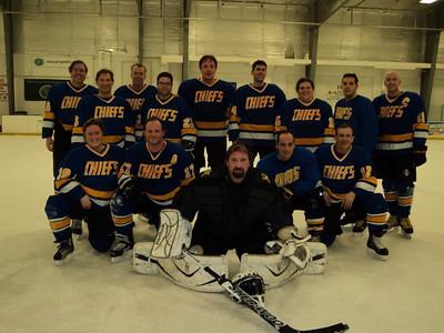 Chiefs-Hockey