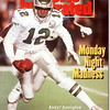 Randall Cunningham Quarterback Philadelphia Eagles NFl Preview Issue<br /> October 12, 1992<br /> X 43465<br /> Credit: Peter Read Miller- contract