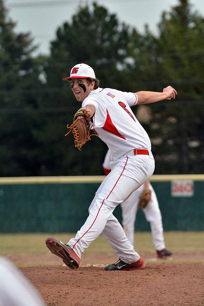 Chippewa Valley hosts Lake Shore in baseball.