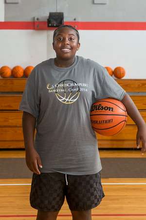 Chris Crumpler Basketball Camp 2014