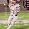 Matt Hamilton/The Daily Citizen<br /> CHS7 looks for a WR Friday.