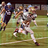 Matt Hamilton/The Daily Citizen<br /> CHS3 runs the ball Friday.