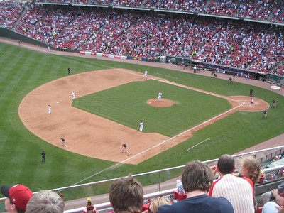 Cincinnati Reds-Summer 2008