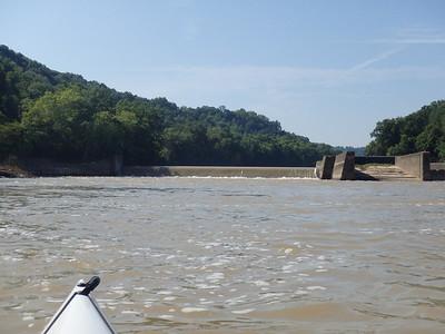 Cincypaddlers on the KY River