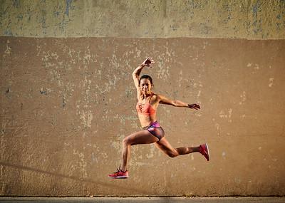 Oct. 26,  2019 - New York, NY   Trainer Fitness Coach Cindy Lai   Photographer- Robert Altman Post-production- Robert Altman