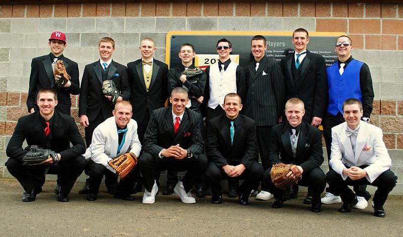 2011 Cavs Baseball - Clackamas High School