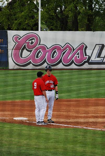 2010 Oregon 6A Baseball Championship Game <br /> Clackamas H.S. vs. South Medford H.S. <br /> 6-05-10