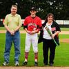 2011 Clackamas Baseball Senior Night