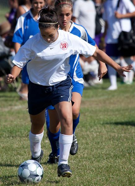 Claremont AYSO GU16 Swallows Tournament