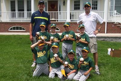 Clarendon Hills A's Baseball