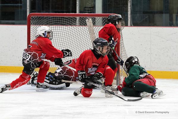 Clarington Thunder Red Devils Dec. 10, 2011
