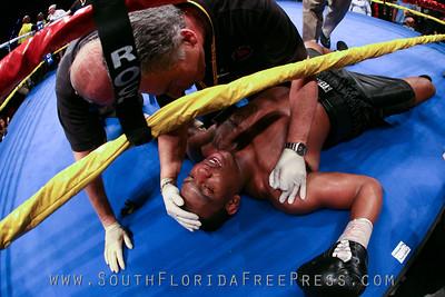 Boxing at Seminole Hard Rock Live