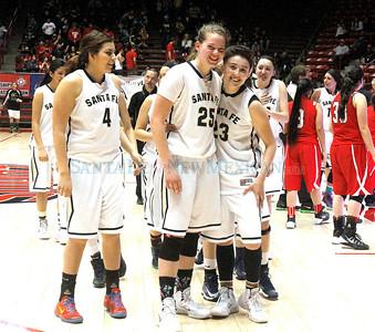 Class AAA/AAAA State Girls Basketball Tournament: