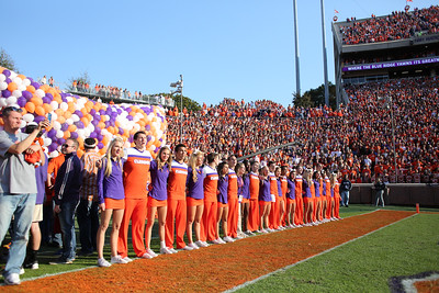 Clemson vs. Pittsburgh- Photo by Dawson Powers