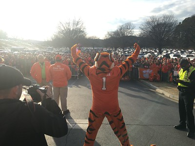 Clemson returns home after national championship gallery