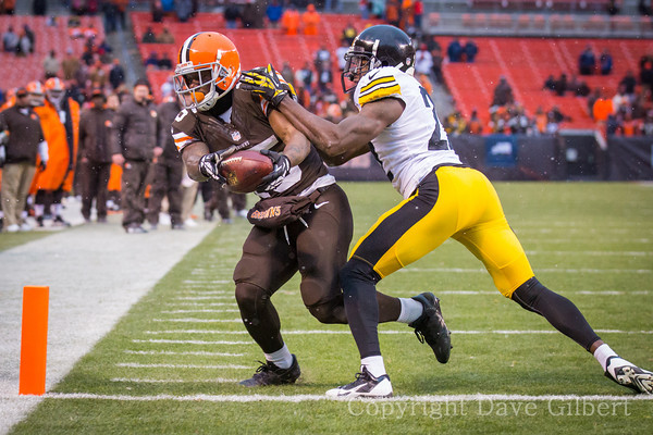 Cleveland Pittsburgh 2013