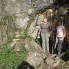 Grill Cave - taking the girls for a trip into the subterranean