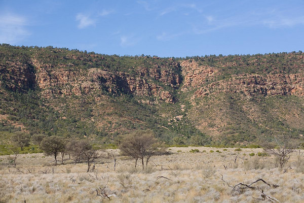 10.6.2010 - Outback NSW and Flinders Ranges
