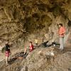 Castle Crew in Cave