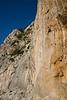 Kerveros (7a) - the best route I've done at Kalymnos.