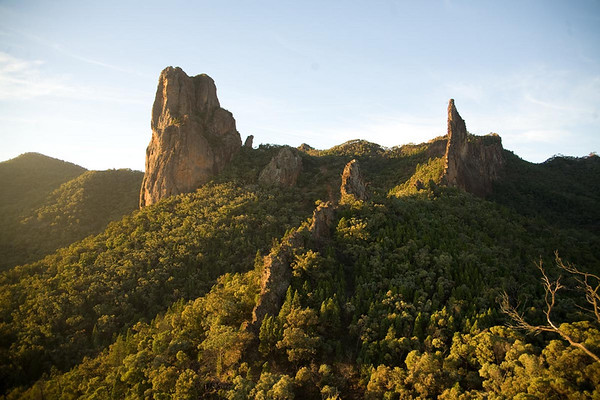 2nd April 2010 - Warrumbungles