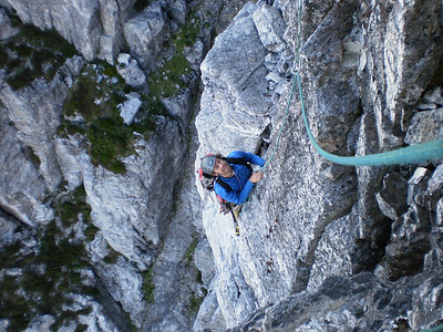 Me somewhere in the middle of Tierry le Fronde (16)