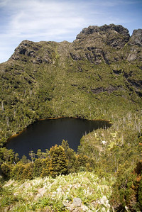Lake near Frenchmans summit.