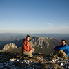 Photo taken by crazy Taiwanese guy camping on the summit for New Years Eve.