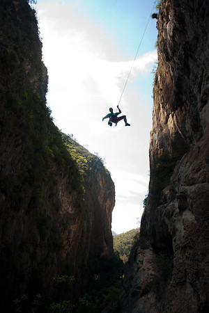 31.03.2012 - Bungonia New Routes & Evolution