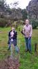Tree planting, Arapiles.