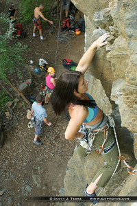Tara leading Bottom Feeder 5.8+