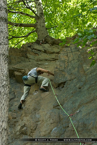 Scott on Rocks and Bullwinkle 5.6