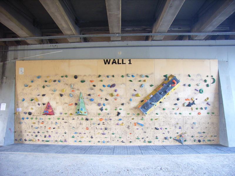 Wall 1.