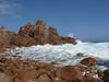 Phil still trying to escape Isla de Muerta as the tide comes in, Cape Woolamai.