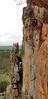 Ben on Flavius Maximus, Colosseum Wall, Arapiles.