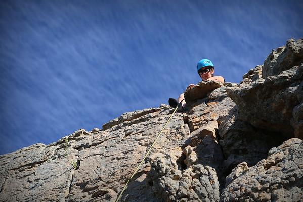 Mt Arapiles 31st August, 2013