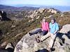 Grace and Peter, Hump summit, Mt Buffalo.