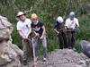 Self Rescue 201, Mt Stapylton camp area.