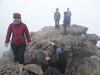 Hollow Mountain summit.