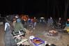 Camping at Plantation Campground