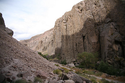 Owens River Gorge - seems a lot greener than when i was last there...