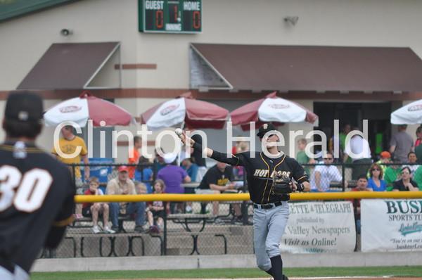 Bowling Green at Clinton LumberKings (5-5-13)