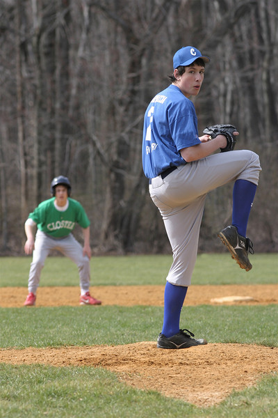Closter Rec Baseball, Spring 2007<br /> Matt Guarnacia