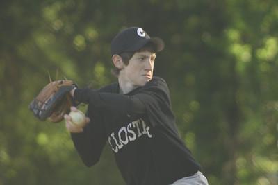 Closter Baseball<br>5/19/08