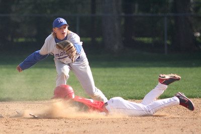NVD Freshman Baseball<br>Emerson<br>5/2/09