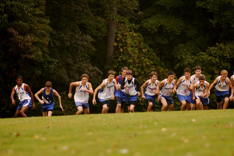 Cross Country Meet 100208 - 001