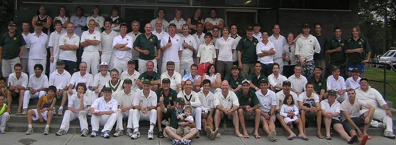 Club Photo<br /> Season 2006/07
