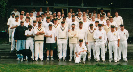 Club Photo<br /> Season 2002/03